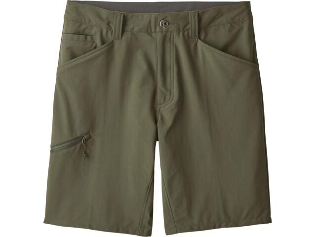 "Patagonia Quandary Shorts 10"" Herren industrial green"